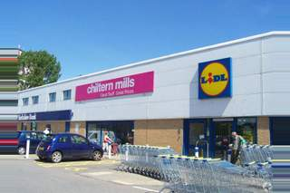 Primary Photo of Kingston Retail Centre