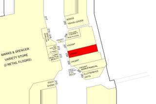 Goad Map for The Glades Shopping Centre - 1