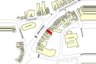 Goad Map for 18 High St - 1