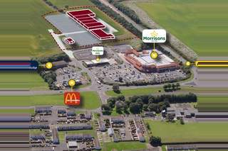 Primary Photo of Loaning Meadows Retail Park, Berwick Upon Tweed