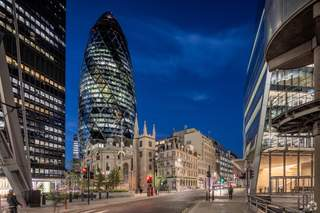 Primary Photo of The Gherkin