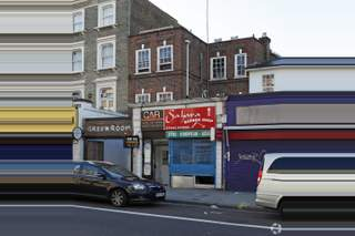 Primary Photo of 45A Goldhawk Rd