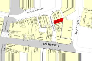 Goad Map for Stonebow Centre - 3