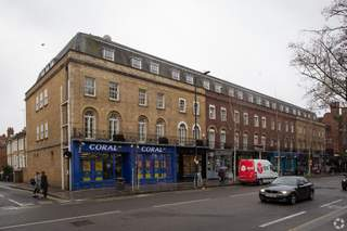 Primary Photo of Charlotte Terrace, London