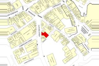 Goad Map for 7-9 Clifford St - 1