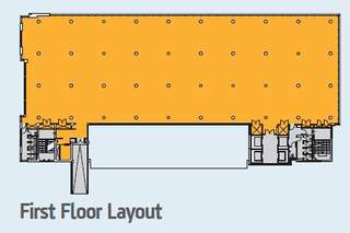 Floor Plan for The Shipping Building - 2