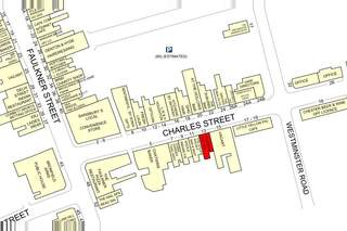 Goad Map for 13 Charles St - 1