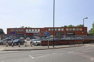 Primary Photo of Rotherhithe New Rd