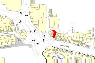 Goad Map for Cheapside House - 2