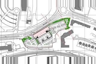 Site Plan for Main St - 2