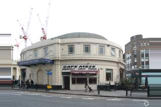 Primary Photo of Great Portland Street Station