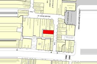 Goad Map for St Johns Shopping Centre - 1