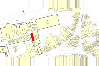 Goad Map for Waterborne Walk Shopping Centre - 1