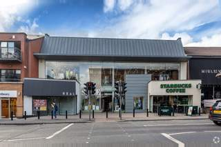 Primary Photo of 713-713A Lisburn Rd, Belfast