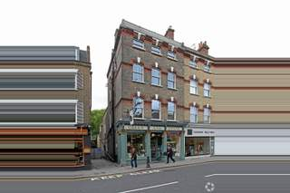 Primary Photo of 259 Kings Rd, London