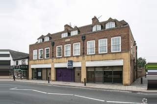 Primary Photo of 1660-1662 High St, Solihull