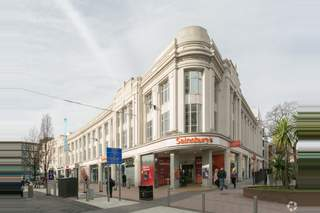Primary Photo of 125 Queen St, Cardiff