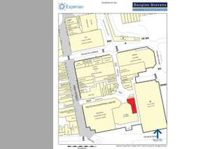 Goad Map for Royals Shopping Centre - 1