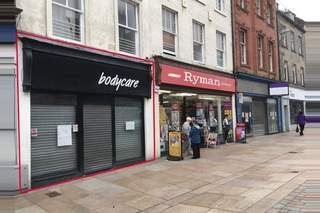 Primary Photo of 188 High St, Kirkcaldy