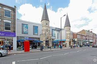 Primary Photo of The Spires Shopping Centre