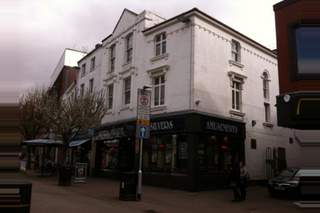 Primary Photo of 23-25 Parliament Row, Stoke On Trent