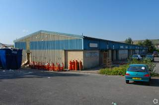 Primary Photo of Sirhowy Industrial Estate