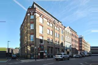 Media Style Offices in Spitalfields picture No. 1