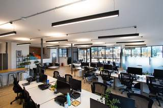 Media Style Offices in Spitalfields picture No. 9