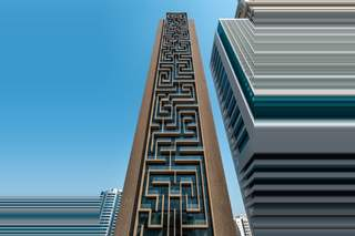 Maze Tower - Sheikh Zayed Road  picture No. 54