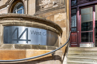 Signage - James Sellars House, Glasgow - Office for rent - 3,595 to 7,718 sq ft