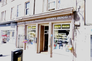 Primary photo of Henry Hogg Newsagents, Montrose