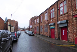 Primary photo of Unit 25-28, Swallow St, Hillgate Business Centre, Stockport