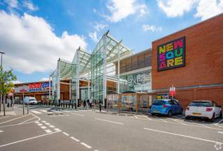 Primary photo of New Square Shopping Centre, West Bromwich