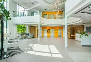 Lobby Area - The Lighthouse, Salford - Office for rent - 1,332 to 21,740 sq ft