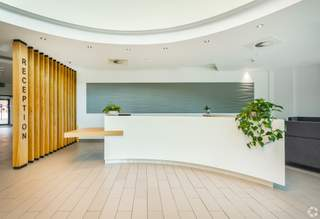 Reception Desk - The Lighthouse, Salford - Office for rent - 1,332 to 21,740 sq ft