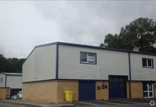 Primary photo of Glenmore Business Park, Units 21-26, Poole