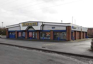 Primary photo of Unit 4, Armstrong Way, Keyway Retail Park, Willenhall