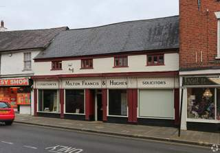 Primary photo of 32-36 Willow St, Oswestry