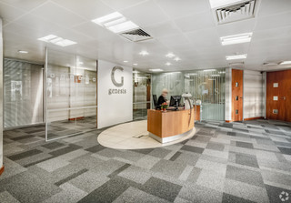 Lobby / Reception - Genesis Centre, Warrington - Office for rent - 467 to 33,183 sq ft