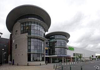 Primary photo of Chelmsley Wood Shopping Centre, Chelmsley Wood Shopping Centre, Birmingham
