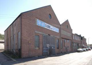 Primary photo of Aztec Works, Sheffield