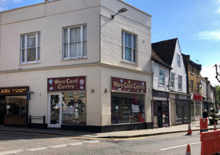 Primary photo of 54-54B High St, Ware
