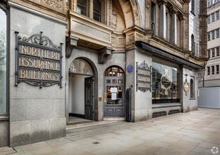 Shop Frontage - Northern Assurance Buildings, Manchester - Office for rent - 4,053 sq ft
