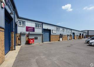 Primary photo of Units 6A-6H, Courtlands Rd, Southbourne Business Park, Eastbourne