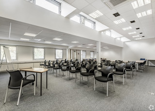Interior Photo - Genesis Centre, Warrington - Office for rent - 467 to 33,183 sq ft