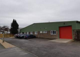 Primary photo of 19 Sea King Rd, Lynx Trading Estate, Yeovil