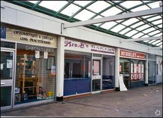 Primary photo of Abronhill Shopping Centre, Abronhill Shopping Centre, Cumbernauld