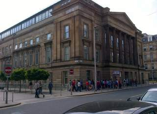 Primary photo of Old Sherriff Court Building, Glasgow