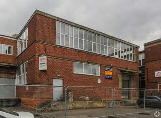 Primary photo of Warehouse Building, Watford