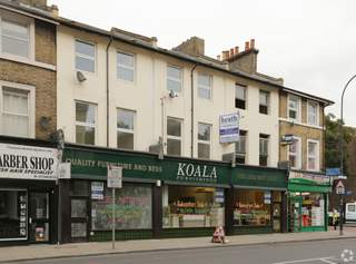Primary photo of 225-229 Lee High Rd, London
